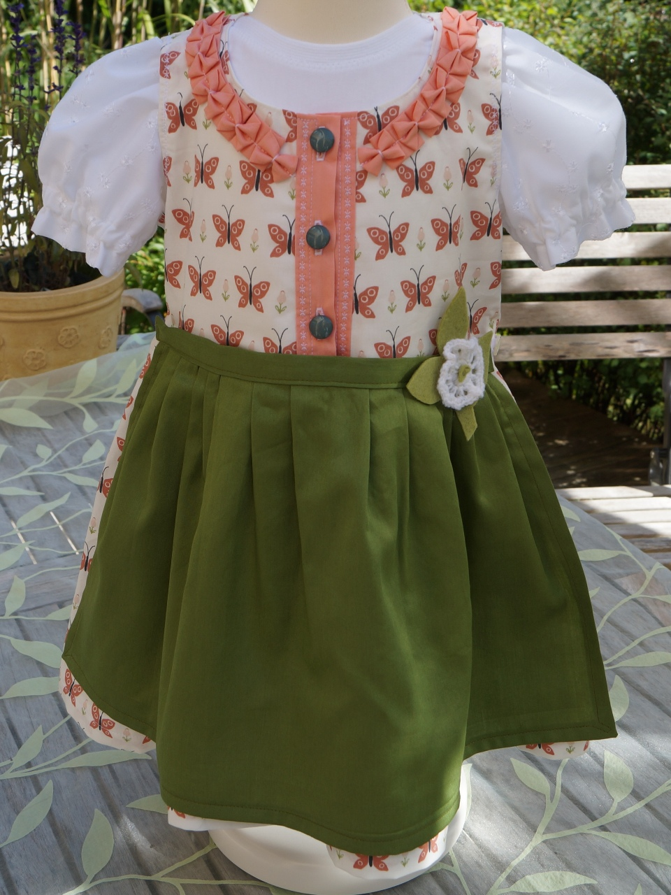 Friedoline Babydirndl : Made in Germany